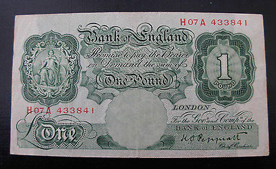 Great Britain ND 1948-60 1 Pound P369a