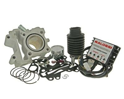 (440,06 €/ 1stk) Zylinder Kit MALOSSI I-Tech 70ccm for Yamaha 4T LC