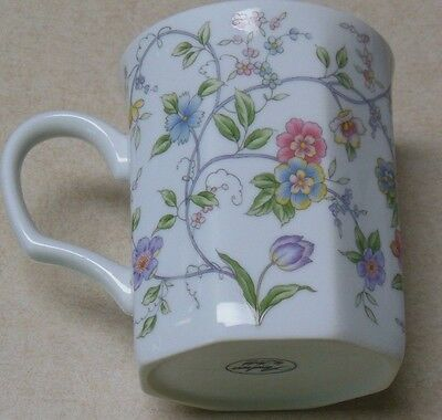 Andrea by Sadek Corona Gold Trim Cup Floral Chintz Japan
