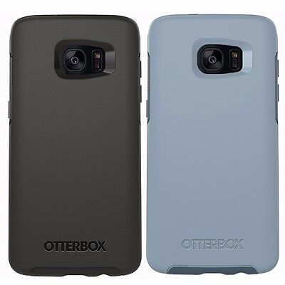 New! Otterbox Symmetry Series For Samsung Galaxy S7 EDGE Slim Phone Case