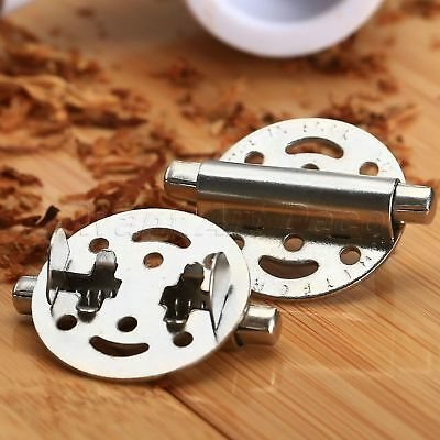 1 Pair Tobacco Smoking Metal Pipe Lid Outdoor Wind Cap Cover F 15-20mm Dia Pipes
