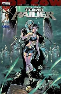 Tomb Raider: The Series #26 in Near Mint - condition. FREE bag/board