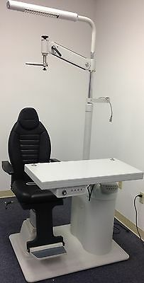 Chair and Stand for ophthalmic eyecare doctor examination MCT-218