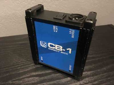 ProCo CB-1 Passive Direct Box (USED)