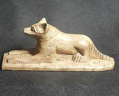Rare Ancient Egyptian Anubis  Dog a New Kingdom (1549to1069 BC)