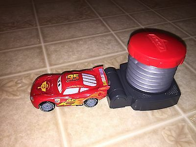 Disney Pixar's Cars Push And Go Lightning McQueen