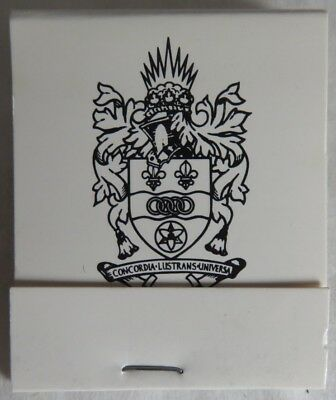 Vintage Ottawa University French Unused Matchbook              (Inv14089)