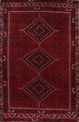 "Excellent Quality Geometric 7x10 Shiraz Persian Oriental Area Rug 10' 0"" x 6' 5"""