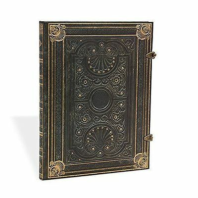 Paperblanks Nocturnelle Ultra Lined Journal (144 pages, 7 x 9 Inches) - NEW