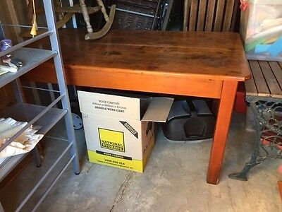 Antique Table with character