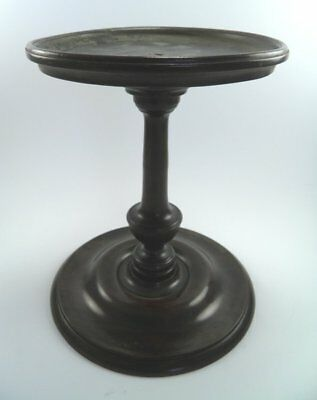 Antique early 19th century Georgian mahogany candle stand English