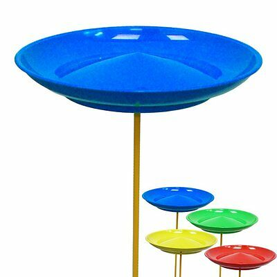 Jac Products UK Made Spinning Plate - Kid Safe MDPE Circus Kids Skill Toy