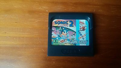 Juego Game Gear Sonic 2