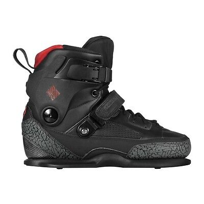 USD Carbon Franky Morales 2, boot-only, aggressive skates