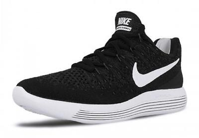 outlet store 8b11e aac63 1706 Nike Lunarepic Low Flyknit 2 GS Big Kids' Sneakers Sports Shoes  869990-001