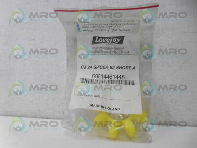 Lovejoy 68514461448 Curved Jaw Coupling *new In Factory Bag*