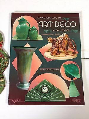 Collectors's Guide To Art Deco Second Edition Identification & Values Paperback