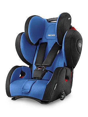 Recaro Kindersitz Young Sport HERO in Saphir, 9 Mon.-12 Jahre, 9-36kg, Aktion