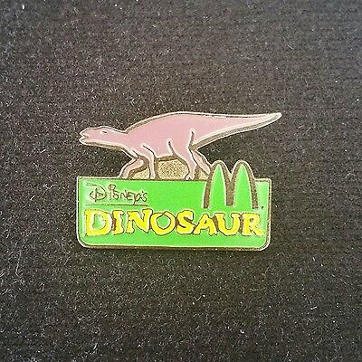 McDonald's & Disney - Dinosaur Movie Purple Dino Pin