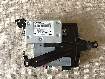 BMW F01 F06 F07 F10 F13 F18 TV MODUL RSE 9222845 With VIDEO SWITCH 9201542