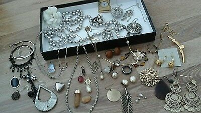 Vintage costume jewellery mixed lots(4)