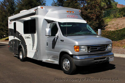 2005 Ford E-Series Van 2005 Itasca Cambria 23D Motorhome 2005 Ford E450 Itasca Cambria 23D Motorhome, V10, 1 owner, original MSRP 80k.