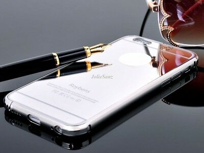 New Luxury Aluminum Ultra Thin Mirror Metal Case Cover For Apple iPhone 5 5S 5G