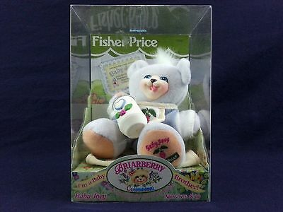Fisher-Price Briarberry Collection Baby Joey Sealed in Box plush stuffed