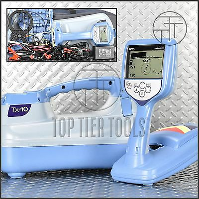 Radiodetection RD7000 DL Tx10 CPS Cable/Pipe Locator Utility Line Tracer RD8000