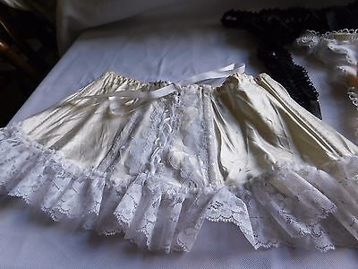 VTG Lot Ladies*Lacey*Sexy*Satiny*Garter belts*Wide variety Styles*Colors*Brands*