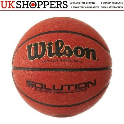 "Wilson Reaction Basketball Performance Composite -Official 29.5"" Gameball NEW"