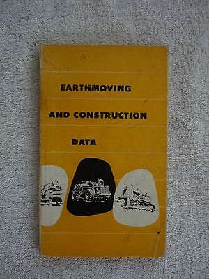AC Earthmoving and Construction Data booklet/Industrial