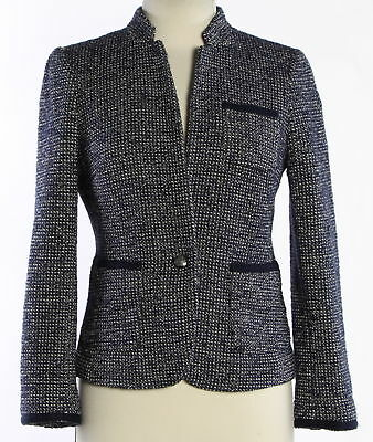 New With Tags Women's BANANA REPUBLIC Multi-Color Blazer Size 8