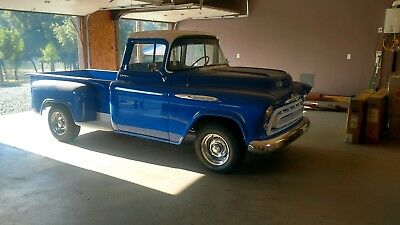 1957 Chevrolet Other Pickups  1957 Chevy 3200 Big Window