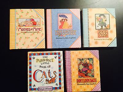 Lot of 5 Mary Engelbreit Mini Books