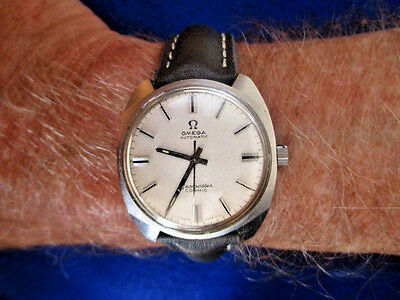 Vintage Omega Cosmic automatic gents watch