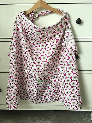 Large Breastfeeding Nursing Apron / Cover - Good Quality Material