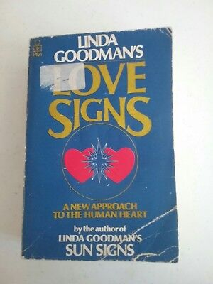 Love Signs by Linda Goodman (Astrology) 1186 pages long
