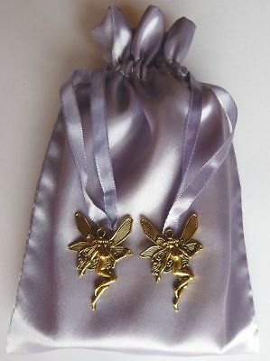 Gold Goddess Lavender Tarot Bag