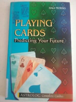 Predicting Your Future Playing Cards by Hali Morag (Tarot)