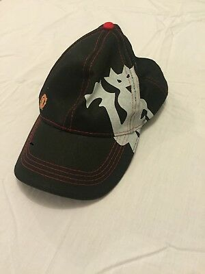 Manchester United Football Team Hat Cap