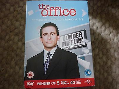 The Office Complete Box Set Sport Inpiration Gallery