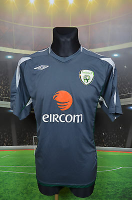 Ireland Eire Umbro Football Soccer Shirt (Xxl) Jersey Top Trikot Maglia Camiseta