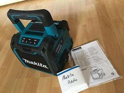 makita dmr 200 umbau mit mp3 modul usb sd karte fm radio eur 139 00 picclick de. Black Bedroom Furniture Sets. Home Design Ideas