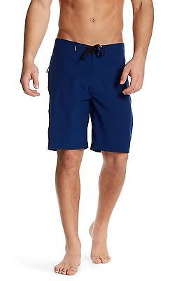 NEW!  $50  Rip Curl Mirage Core 20in Mens Shorts Boardshorts - Navy Blue size 34