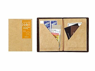 Midori Travelers Notebook Passport Size Refill 010 Craft File