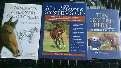 Horse training books everything about horses vets guide to horses