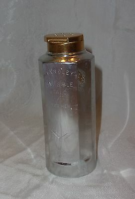 Old Tin Of Yardley Invisible Talc For Men
