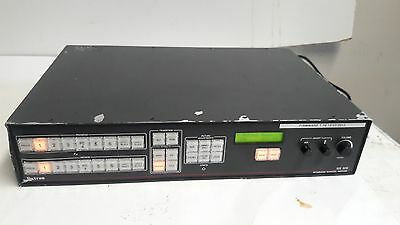 Extron ISS 506 Integration Seamless Switcher ~ Tested Working