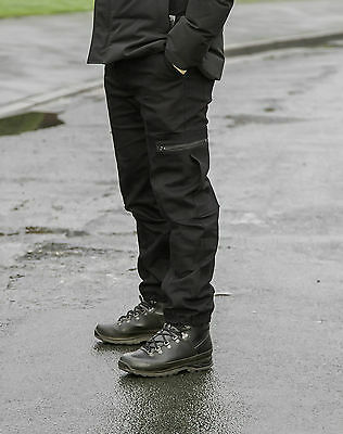 NEW Police Security Firearms MOD Combat Trousers Pants Black Premium Quality